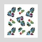 Pattern 1 - Art Print by Phyllis Sosa Lourenço
