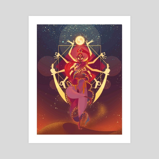 Sage of Spirits by Élodie Robillard