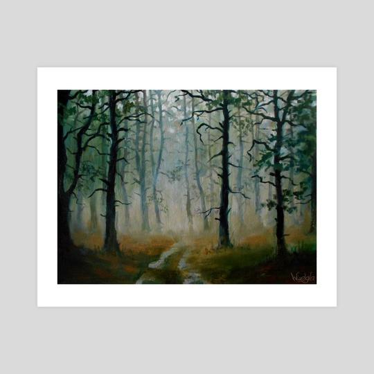 Fog by Olga Demidova