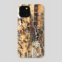 Sunset - Phone Case by nia carr