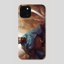 The Pass - Phone Case by Kim Sokol