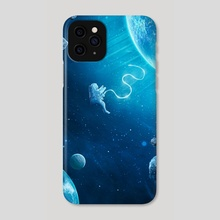 Isolation - Phone Case by Benjamin  Faile