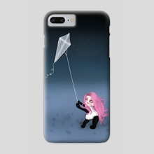 Out Of The Way - Phone Case by Rouble Rust
