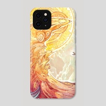 Watership Down - Phone Case by Julie Dillon