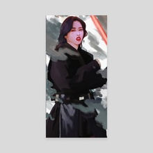 first order - Olivia hye - Canvas by umi ---