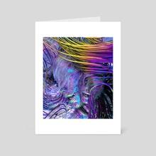 Infected - Art Card by Alexander Pevchev
