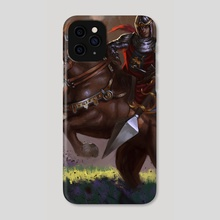 Chimera Strike HEX TCG Card - Phone Case by Tamires Para