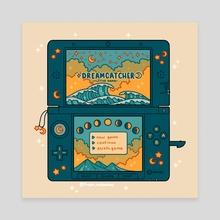 dreamcatcher - Canvas by fresh_bobatae