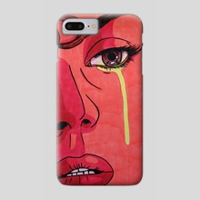 Lungs - Phone Case by Ronan Porter