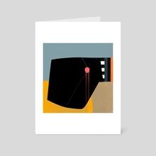 Rapid - 2015. - Art Card by Able Hollis