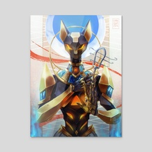 BASTET - Acrylic by steelsuit