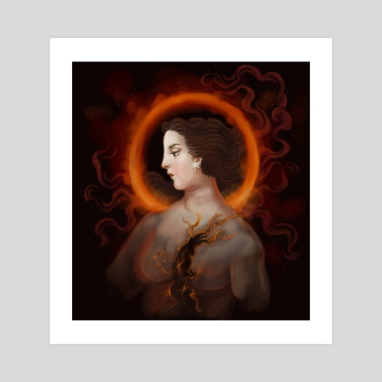 Lady of the Black Hole by Lavennia Mannings