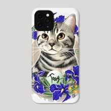 Terry - Phone Case by Anuradha Grover