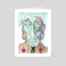 Heriberto - Art Card by Jorge Heilpern