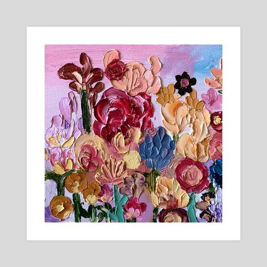 Flora III by Jazzmin Smith