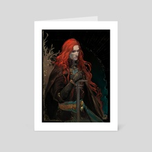 Vasil - Art Card by Asmo Grimae