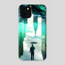 Vivid Dream - Phone Case by Enkel Dika
