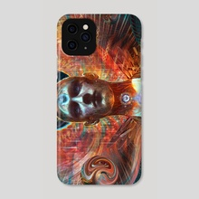 The powers of creation - Phone Case by Louis Dyer
