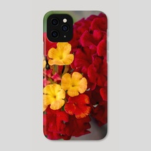 Lantana - Phone Case by Tonia Denice