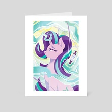 The Reformed Student - Art Card by JustaSuta