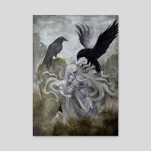Ghost - Acrylic by Selki