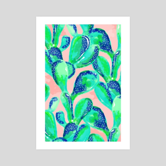Cactus Life v2 by 83 Oranges
