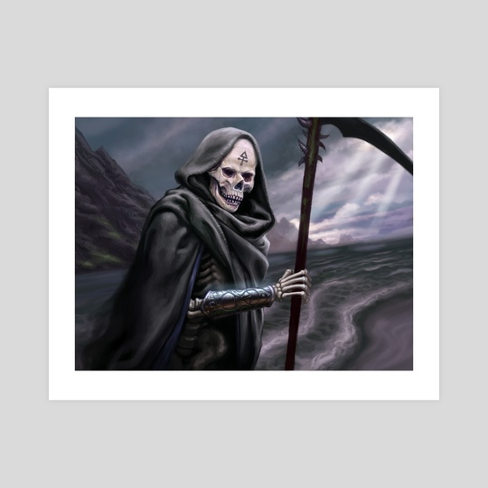 Skull Reaper by Craig Maher