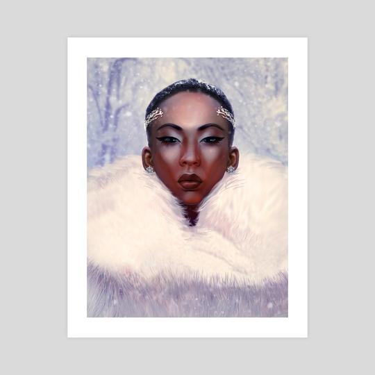 The Arctic Queen by Mervin Kaunda