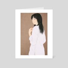 Yuriko - Art Card by Sai Tamiya
