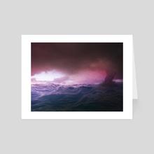 Tornado - Art Card by Daniele Vicinanzo