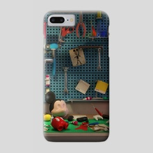Mickey Mouse - Phone Case by Davide Franceschini