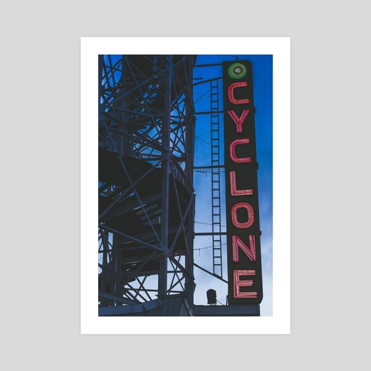 Cyclone by Mark Mis