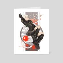 NieR: Forbidden Fruit - Art Card by Koo