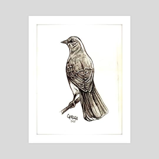 Don't Mock Me, Bird by Chella McLelland
