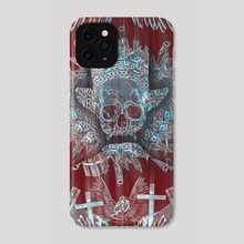 RED DEAD REDEMPTION 2 - ABSTRACT  - Phone Case by robin mikalsen