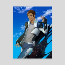 Lance - Canvas by linfern