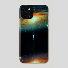 Parallel Universe - Phone Case by Nicebleed