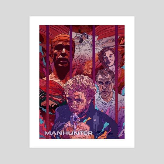Manhunter (1986) by Tom Ralston