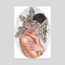 I feel you. - Canvas by Eugenia Shchukina