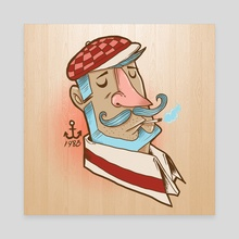 The SaiLor - Canvas by Jorge Maduro
