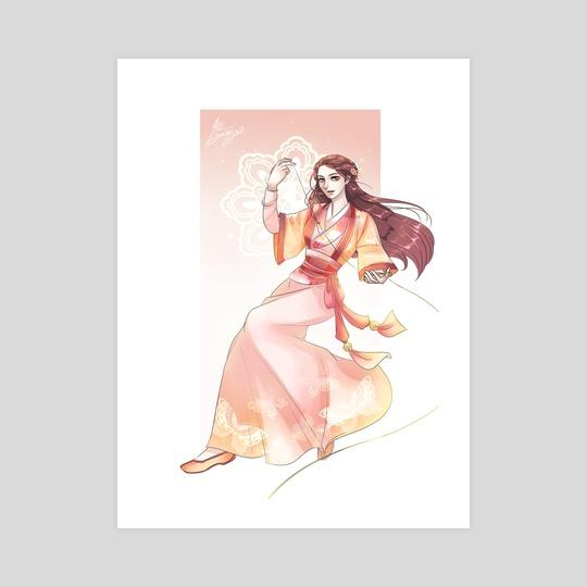 Character Card: XueMei by Yuz'ki
