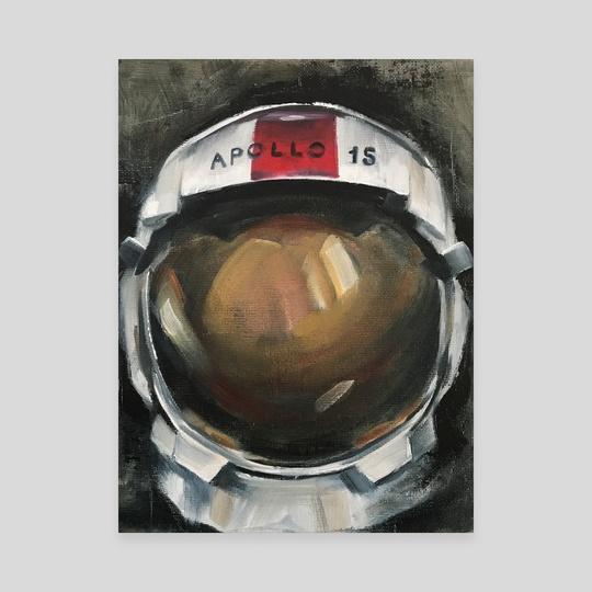 Apollo 15 by Adrianna Allen