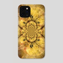 Black tree - Phone Case by Bruce Rolff
