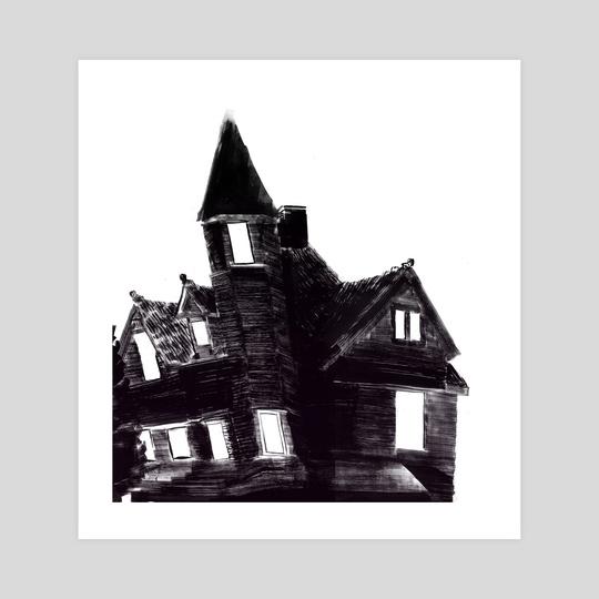 Haunted House by Ryan Hanson