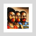 Atlanta - Art Print by Bryce Cobbs