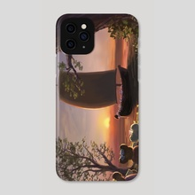 Homeward Bound - Phone Case by Jeff Ward