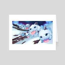 Poros - Art Card by Ippus