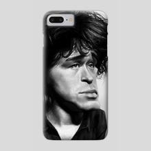 Viktor Tsoy - Phone Case by Alexander Novoseltsev
