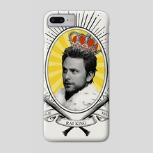 Charlie Kelly: King of Rats - Phone Case by Roxy Urquiza Flores