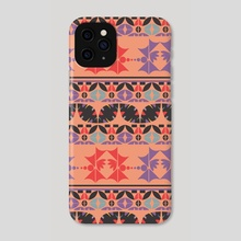 Ethnic pattern 27 - Phone Case by Luiza Kozich